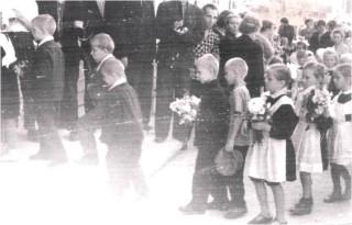 1 сентября 1963 г. Они были первыми