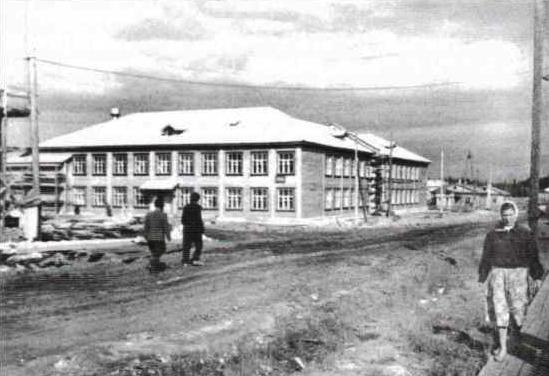 10.08.1963 г. окончено строительство УСШ