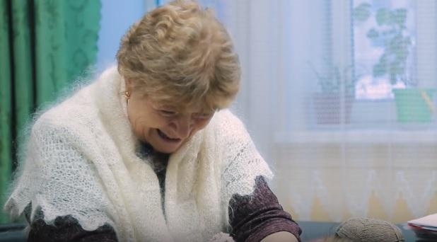 """12.01.2019, п.Урдома. Л.Литвинова о свалке на Шиесе: """"Первое, как я отреагировала, - я заплакала"""""""