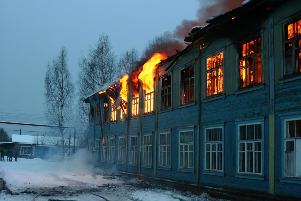 13.12.2007. Пожар в УСШ (10) Автор Викторов Н.А.