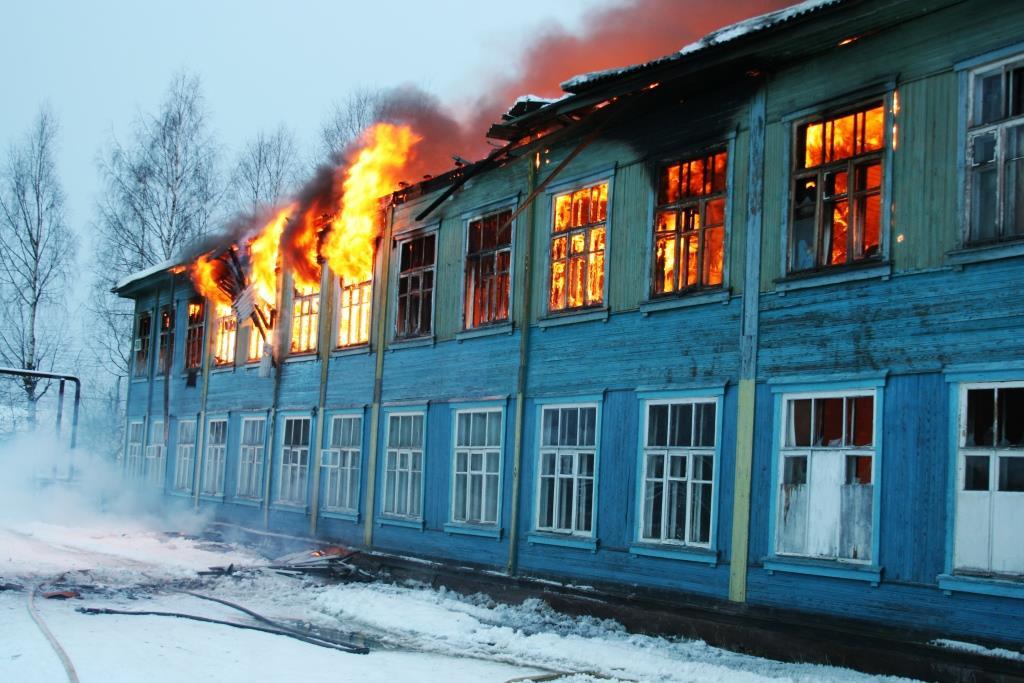 13.12.2007. Пожар в УСШ (11) Автор Викторов Н.А.