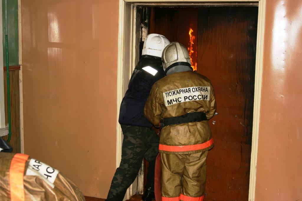 13.12.2007. Пожар в УСШ (25) Автор Викторов Н.А.