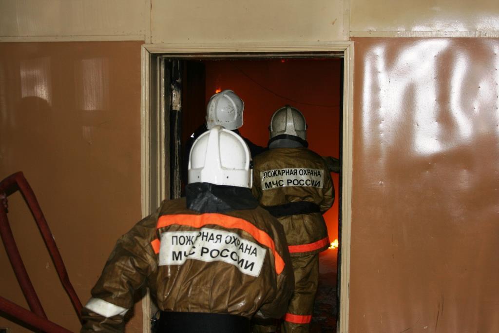 13.12.2007. Пожар в УСШ (26) Автор Викторов Н.А.