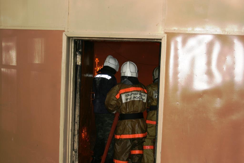 13.12.2007. Пожар в УСШ (27) Автор Викторов Н.А.