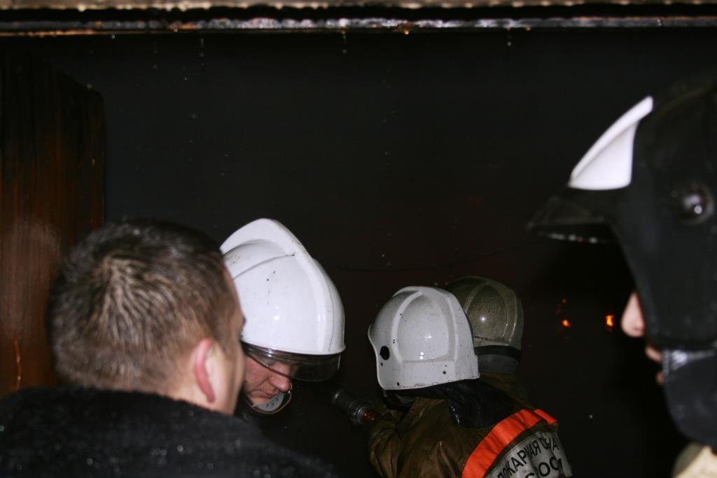 13.12.2007. Пожар в УСШ (28) Автор Викторов Н.А.