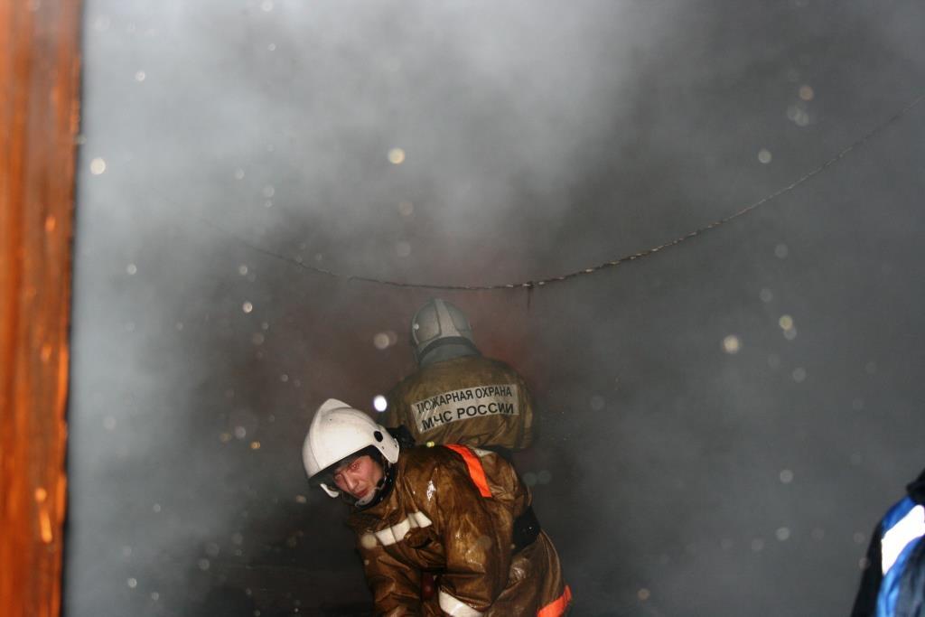 13.12.2007. Пожар в УСШ (29) Автор Викторов Н.А.