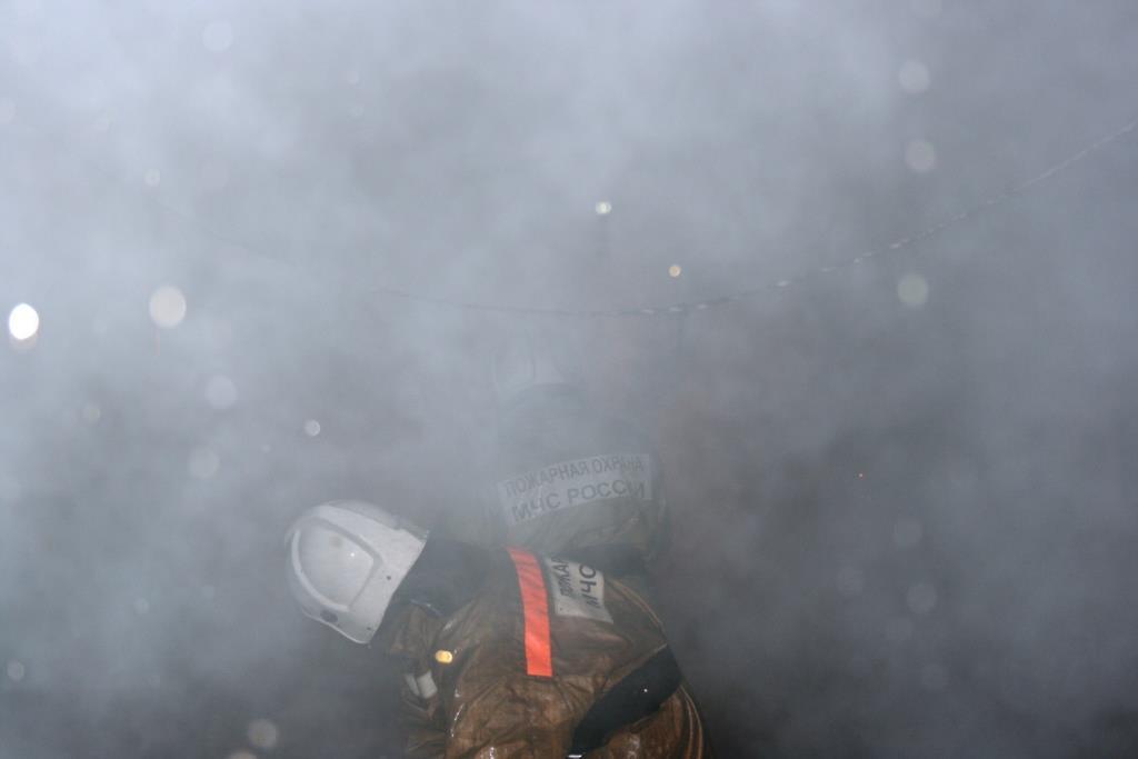 13.12.2007. Пожар в УСШ (30) Автор Викторов Н.А.