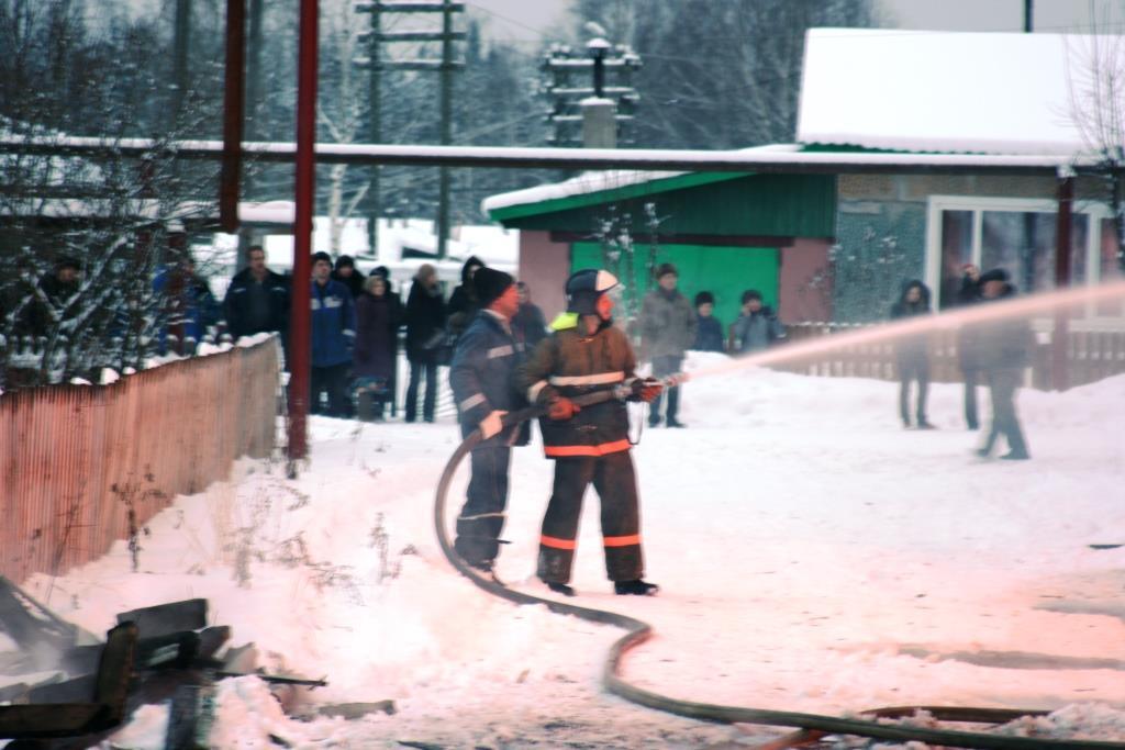 13.12.2007. Пожар в УСШ (35) Автор Викторов Н.А.