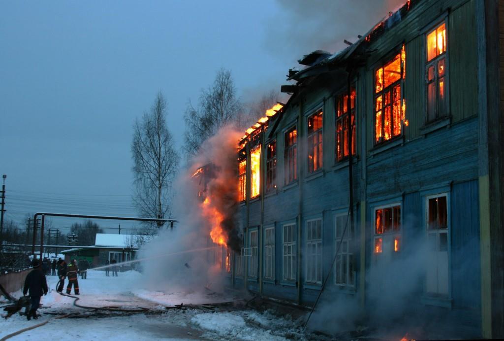 13.12.2007. Пожар в УСШ (37) Автор Викторов Н.А.