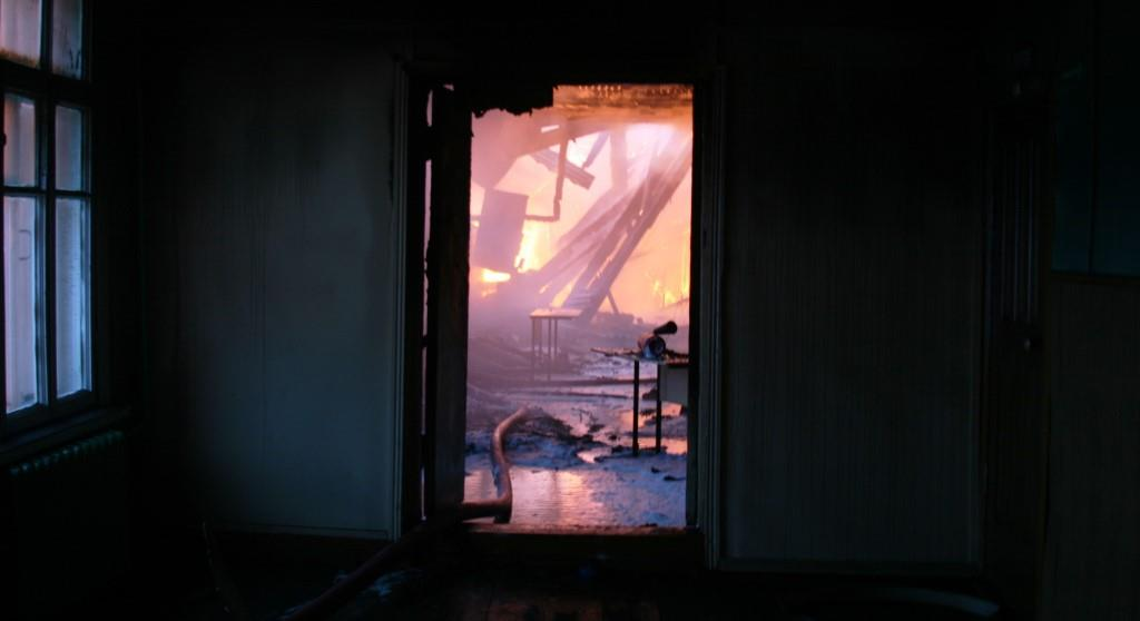 13.12.2007. Пожар в УСШ (4) Автор Викторов Н.А.