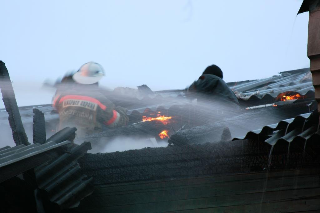 13.12.2007. Пожар в УСШ (41) Автор Викторов Н.А.