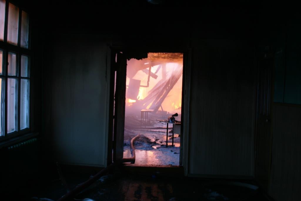 13.12.2007. Пожар в УСШ (46) Автор Викторов Н.А.