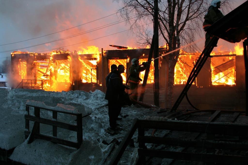 13.12.2007. Пожар в УСШ (47) Автор Викторов Н.А.