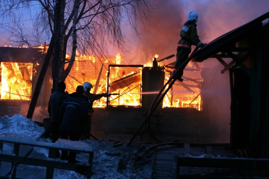 13.12.2007. Пожар в УСШ (48) Автор Викторов Н.А.