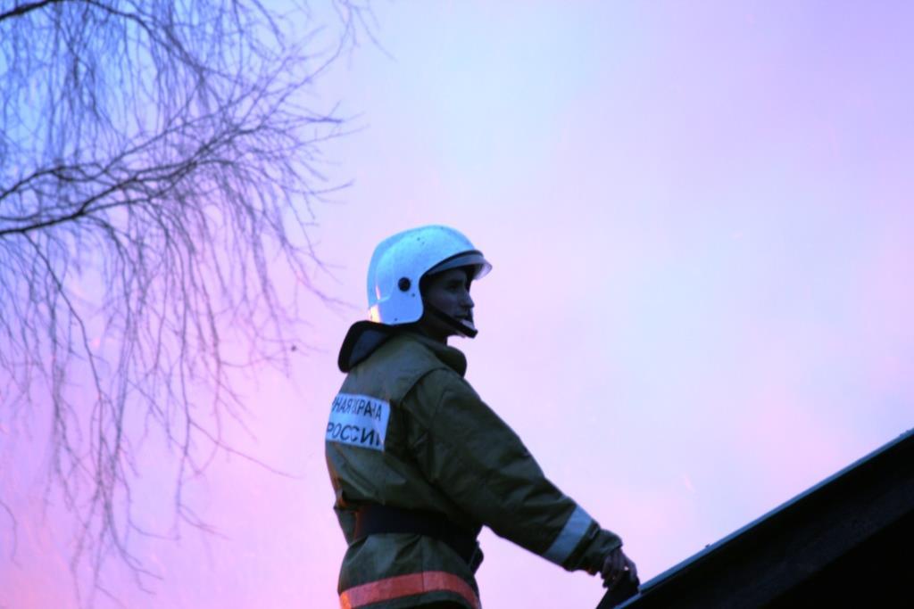 13.12.2007. Пожар в УСШ (52) Автор Викторов Н.А.