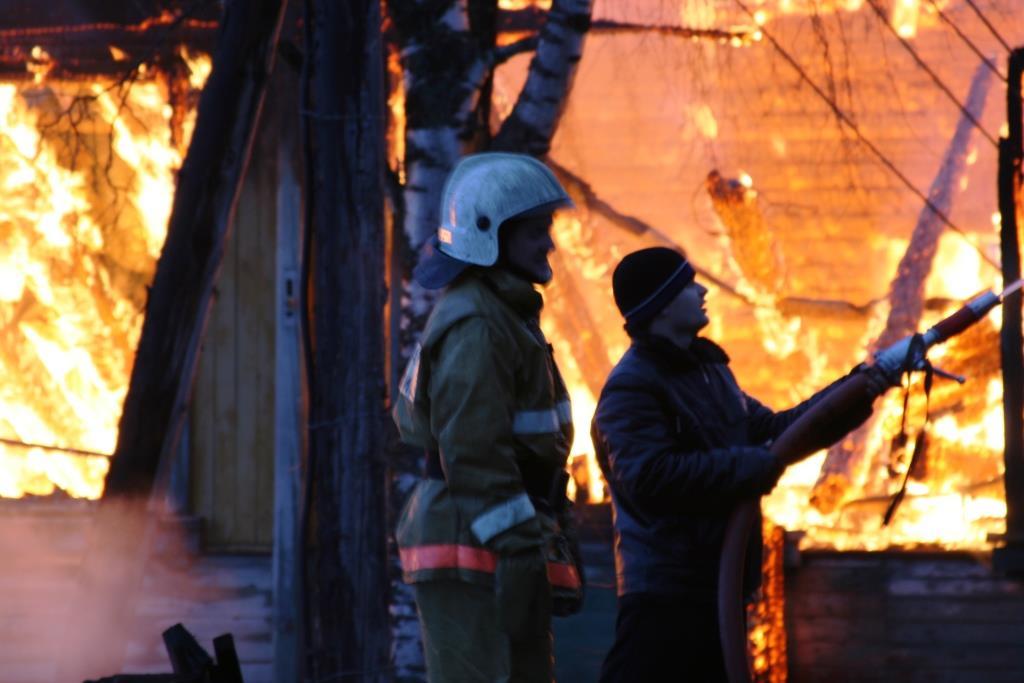 13.12.2007. Пожар в УСШ (53) Автор Викторов Н.А.