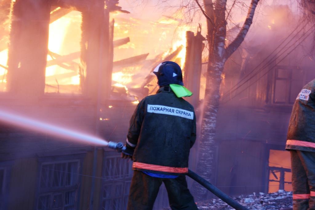 13.12.2007. Пожар в УСШ (58) Автор Викторов Н.А.