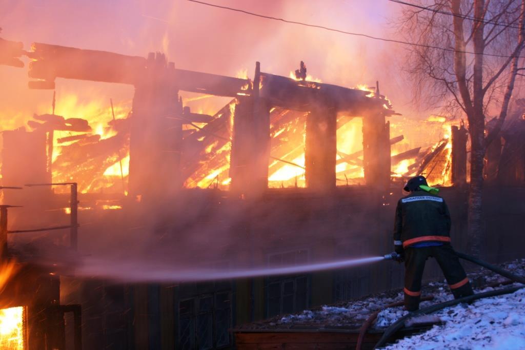 13.12.2007. Пожар в УСШ (59) Автор Викторов Н.А.