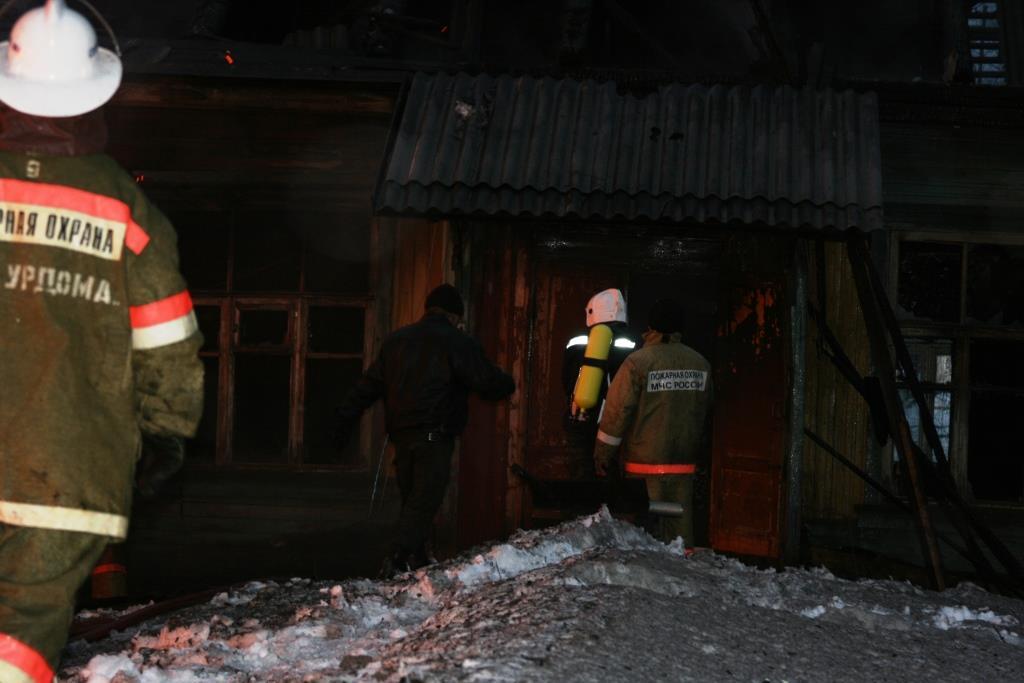 13.12.2007. Пожар в УСШ (66) Автор Викторов Н.А.