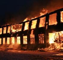 13.12.2007. Пожар в УСШ (78) Автор Викторов Н.А.