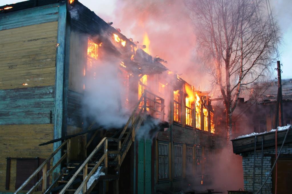 13.12.2007. Пожар в УСШ (9) Автор Викторов Н.А.
