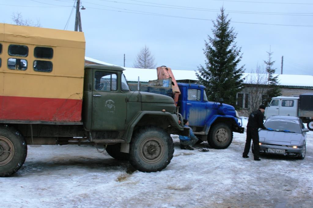 14.12.2007. Пожар в УСШ (106) Автор Викторов Н.А.