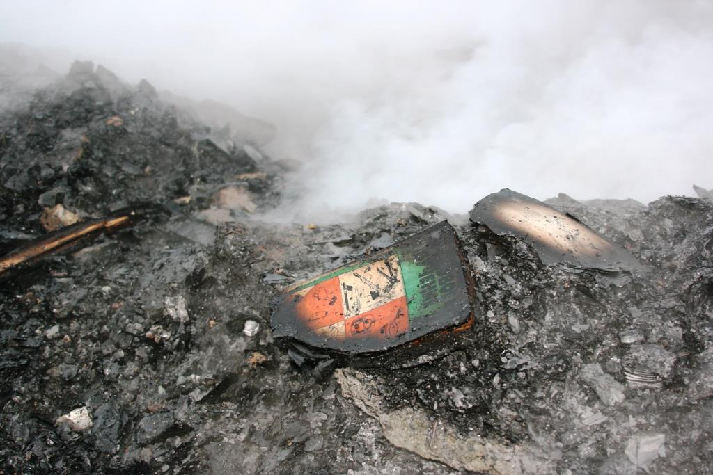 14.12.2007. Пожар в УСШ (91) Автор Викторов Н.А.