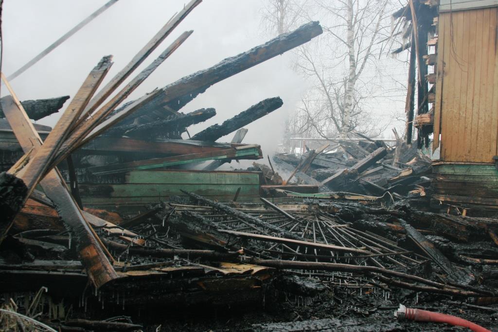 14.12.2007. Пожар в УСШ (94) Автор Викторов Н.А.