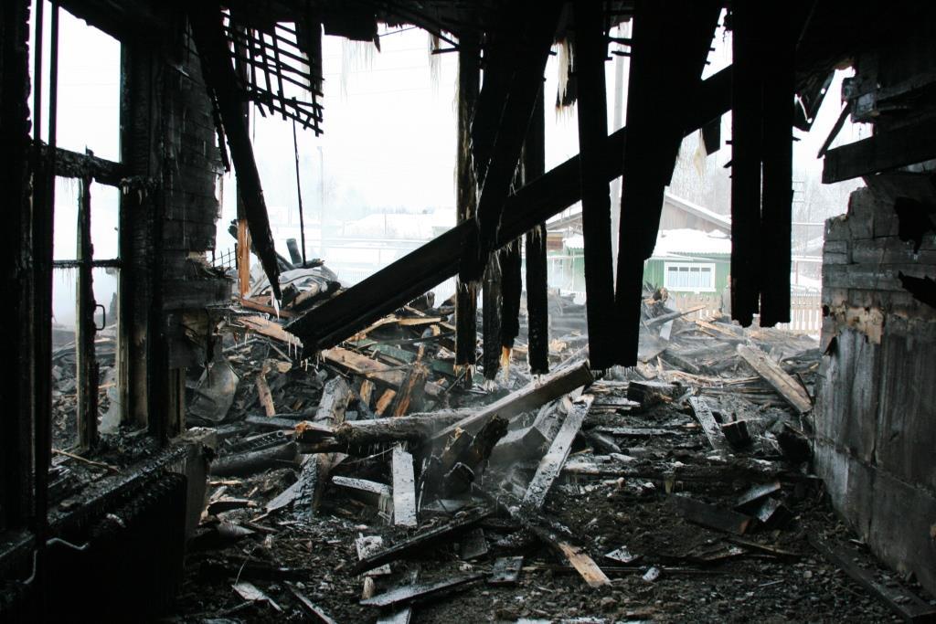 14.12.2007. Пожар в УСШ (95) Автор Викторов Н.А.