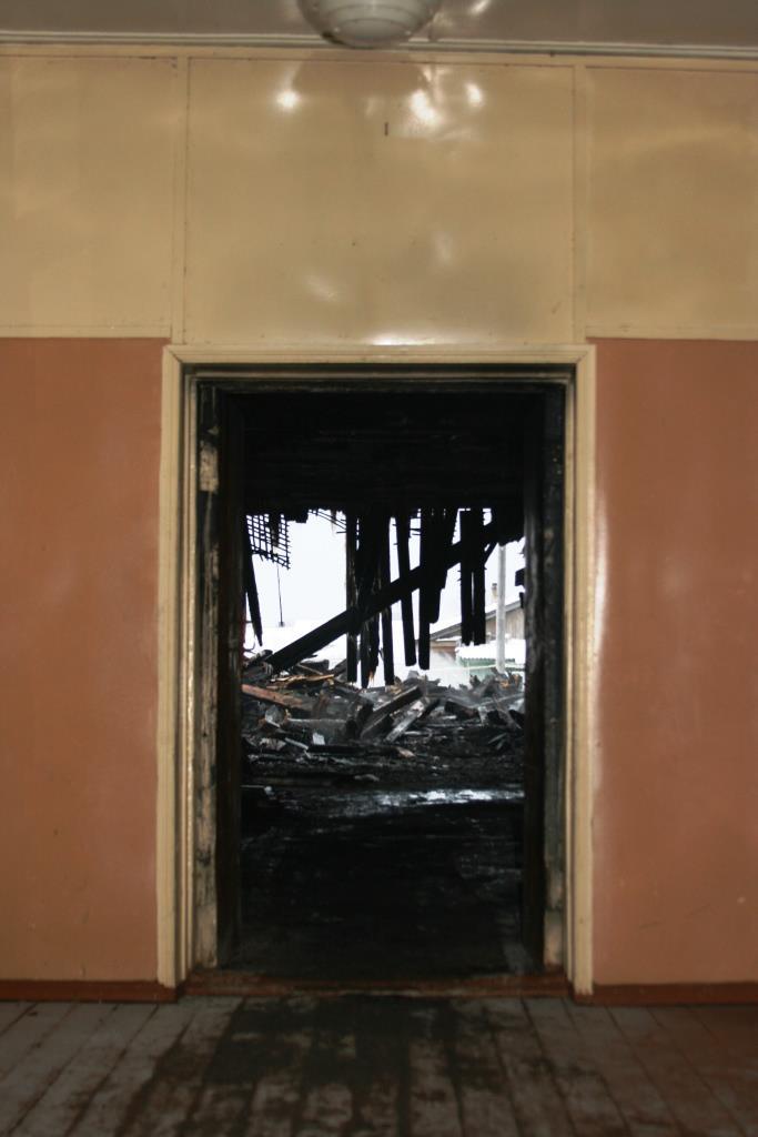 14.12.2007. Пожар в УСШ (96) Автор Викторов Н.А.