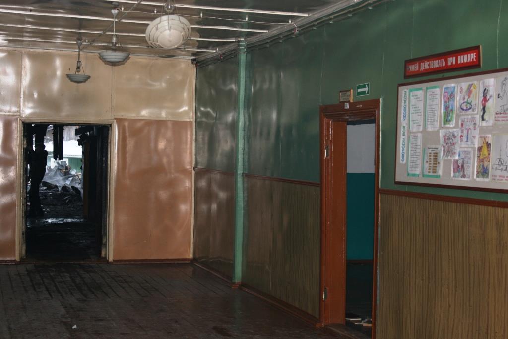 14.12.2007. Пожар в УСШ (98) Автор Викторов Н.А.