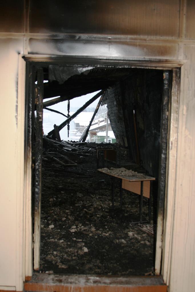 14.12.2007. Пожар в УСШ (99) Автор Викторов Н.А.