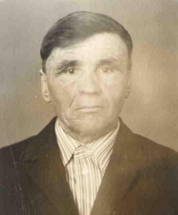 Барыкин Петр Петрович.