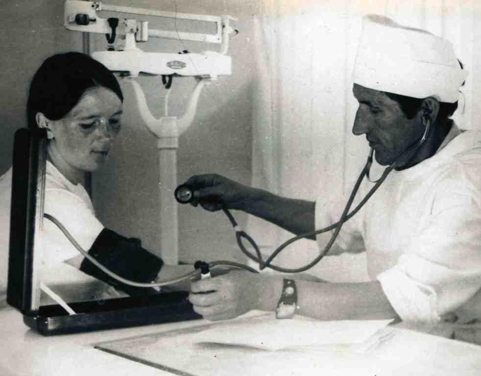 Ростокин Иван Иванович, врач-гинеколог.