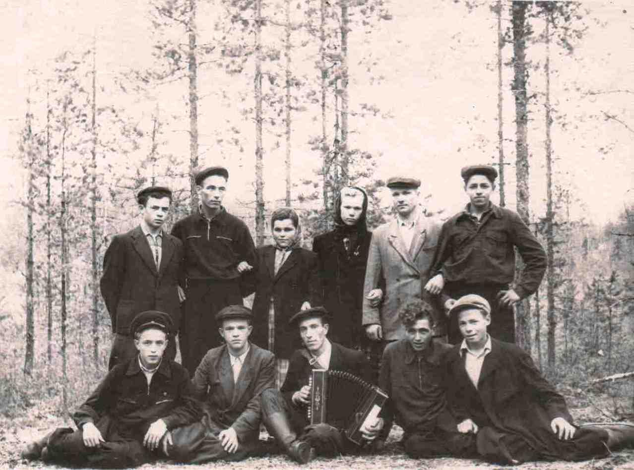 1958. п. Новая Ёль