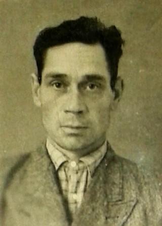 1964, фото с Военного билета