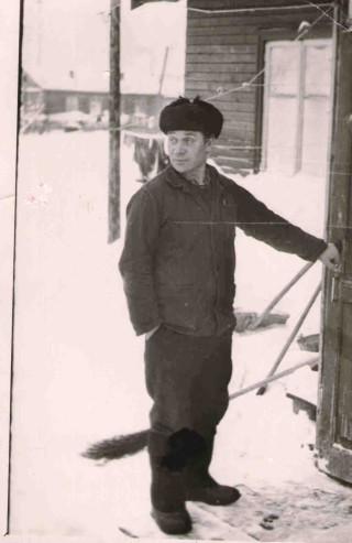 1970-е, Лосев Николай Андреевич, ул. Седунова-11