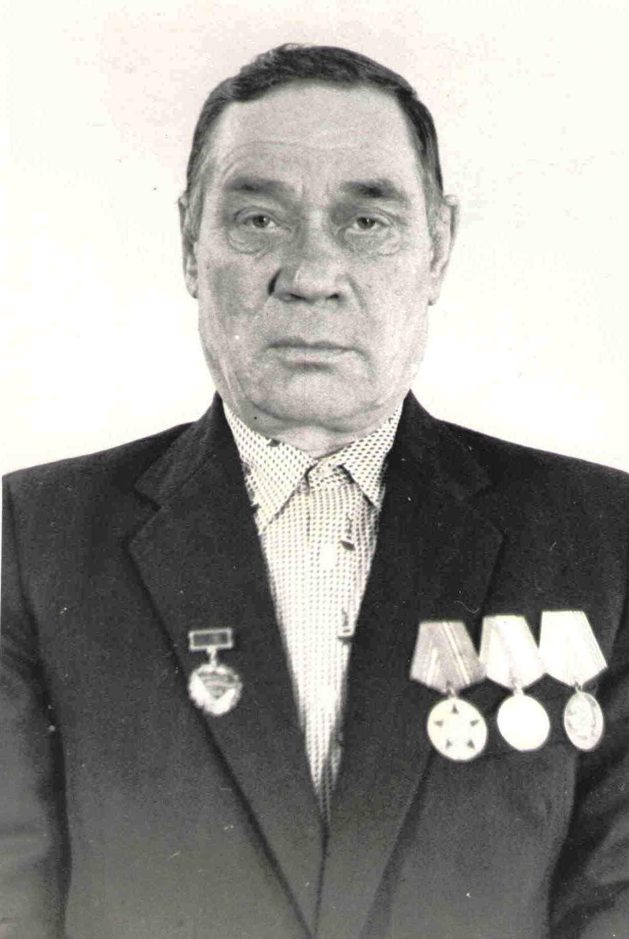1980-е, Лосев Николай Андреевич