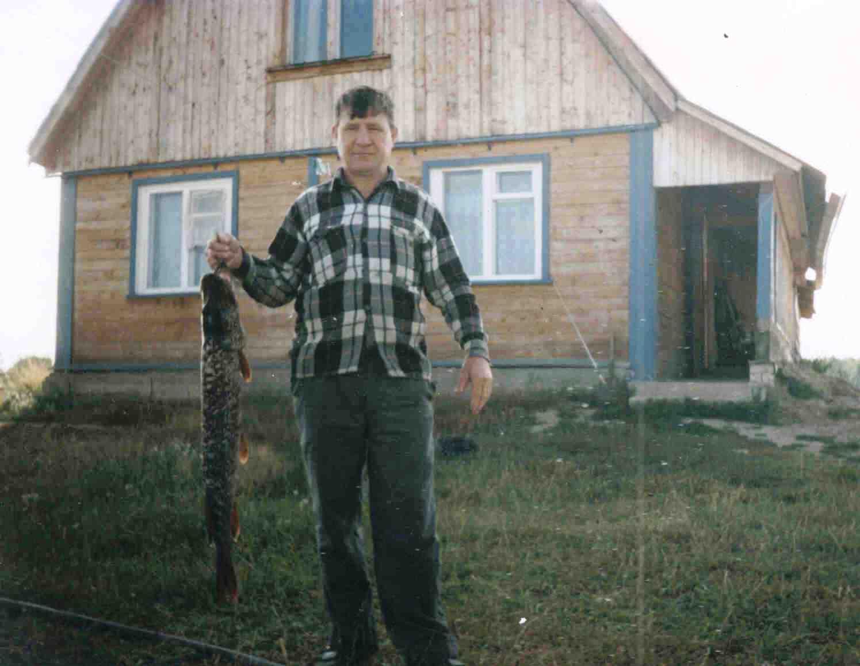1997, Доника А.Д., д. Берег, щука, 8,5 кг, поймана на Вычегде.