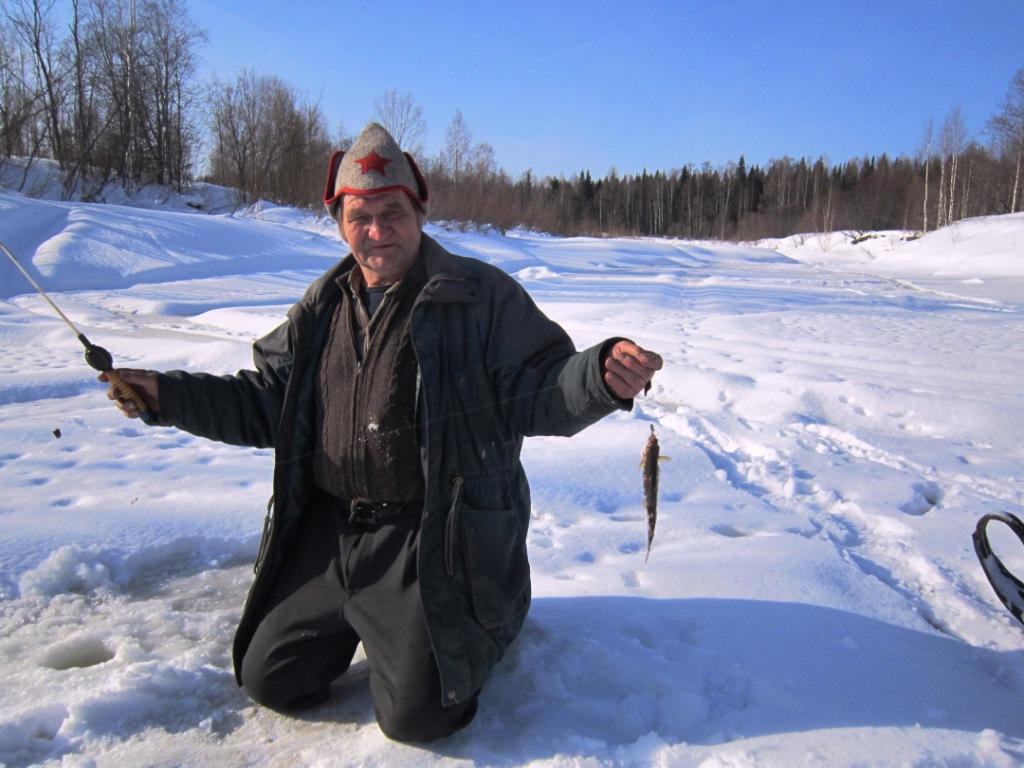 2014, 02 марта, рыбак Болгарин Сергей Никитич.