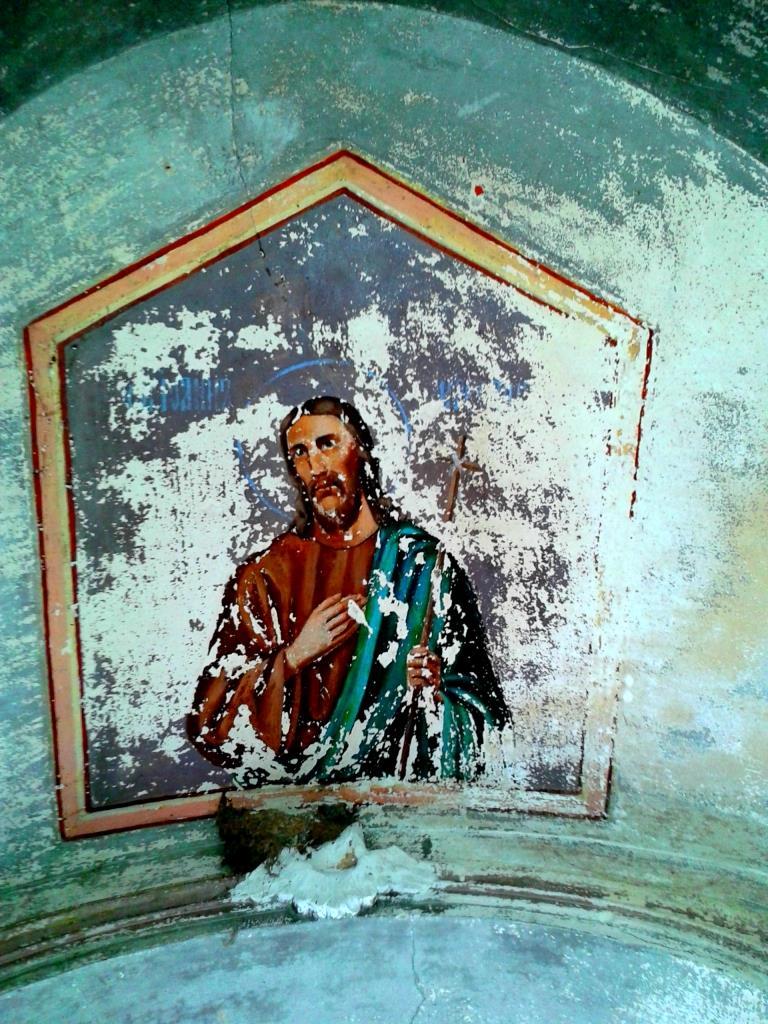 31.07.13 первый этаж Церкви, д.Урдома