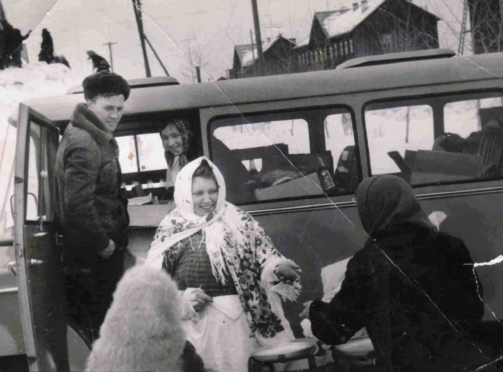 УАЗ. Проводы Русской Зимы, ст. Урдома