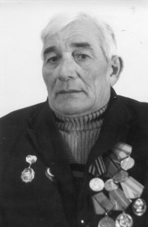 Альхимович Антон Устинович, ВОВ