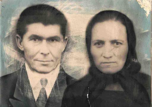 Бодровы Кузьма Андреевич и Прасковья Николаевна.