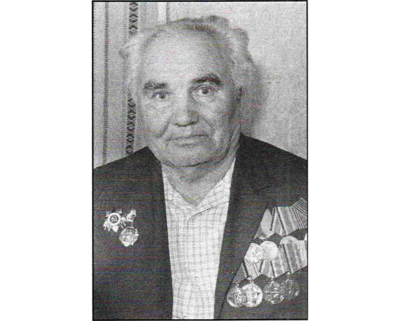 Бунин Андрей Степанович