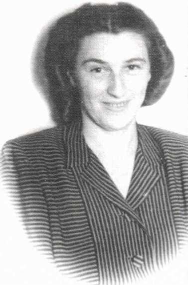 Дыкман Мирра Григорьевна, 1948