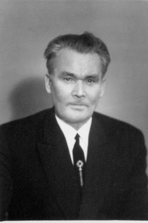 Галин Иван Михайлович. Урдома.