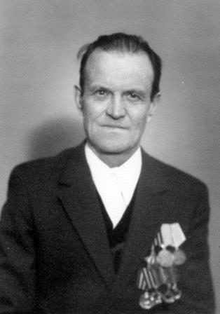 Галин Иван  Тимофеевич. Урдома.