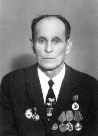 Галин Иван Яковлевич. Урдома.