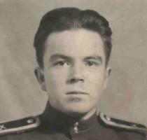 Копия 1948, Бобылев Н.А., 19 лет, курсант 2-го курса 1-го Ленинградского артиллерийского училища